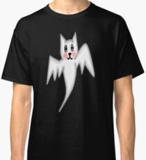 Kawaii Ghost bat  Classic T-Shirt