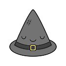 Witch Hat by kimvervuurt