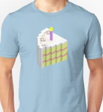 Piece of Cake Unisex T-Shirt