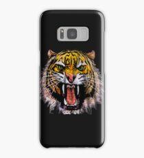 Tekken - Heihachi Tiger Samsung Galaxy Case/Skin