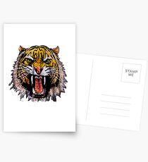 Tekken - Heihachi Tiger Postcards