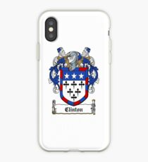 Clinton (Louth) iPhone Case