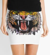 Tekken - Heihachi Tiger Mini Skirt