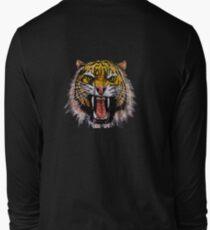 Tekken - Heihachi Tiger Long Sleeve T-Shirt