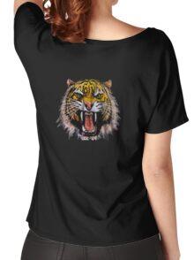 Tekken - Heihachi Tiger Women's Relaxed Fit T-Shirt