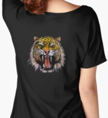 Tekken - Heihachi Tiger Women's Relaxed Fit T-Shirt