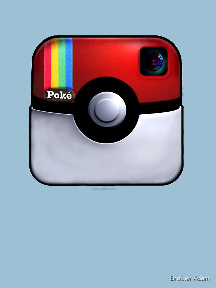Pokegram - An Instagram & Pokemon Mash App by atartist