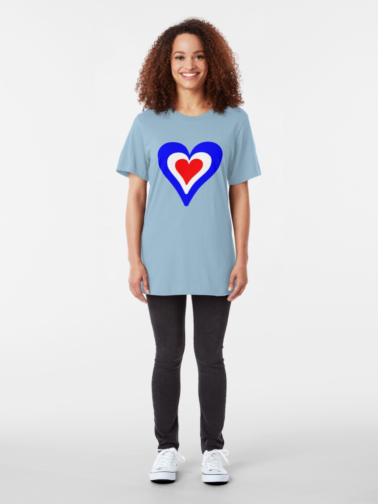 Alternate view of MODern LOVE Slim Fit T-Shirt