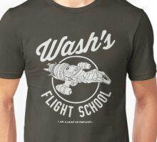 Firefly Wash's Flight School Unisex T-Shirt