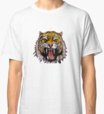 Tekken - Heihachi Mishima Style Tiger Classic T-Shirt