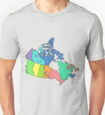 Politically Canadian Unisex T-Shirt
