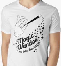 Magic Wandoo (Light Version) Men's V-Neck T-Shirt