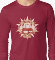The Pick at the Stick Long Sleeve T-Shirt