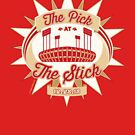 The Pick at the Stick by swiener