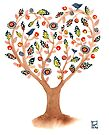 Tree of Love by kimfleming