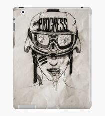 progress iPad Case/Skin
