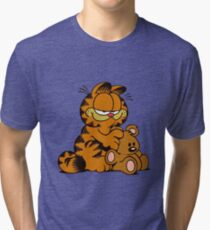 Garfield Tri-blend T-Shirt