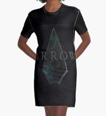 ARROW SERIES LOGO  Graphic T-Shirt Dress