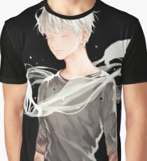 of fog. Graphic T-Shirt
