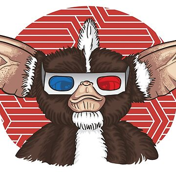 Gremlins 3D by insanemoe