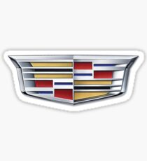 cadillac  Sticker