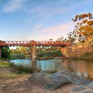 Callington Bridge over the Bremer River by Mark Richards