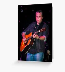 Jason Isbell. Greeting Card