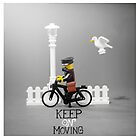 Keep on Moving by bykai