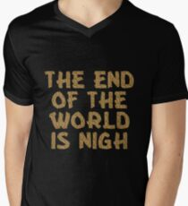 The End of the World is Nigh (Leopard) T-Shirt