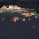 ripples as clouds illusionative by queenenigma