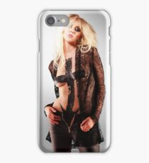 Taylor Michel Momsen the pretty reckless  iPhone Case/Skin