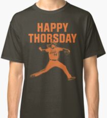 Happy Thorsday Classic T-Shirt