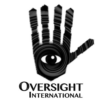 Oversight Hand Eye Logo by MikeTheGinger94
