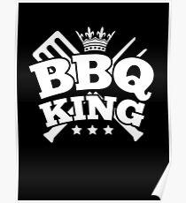 BBQ KING Poster