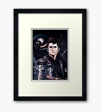 David Tennant as Doctor Who Framed Print