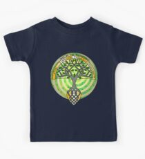 Tree of the Enlightened 002 Kids Clothes