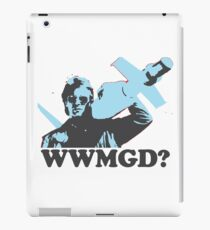 What Would MacGyver Do? iPad Case/Skin