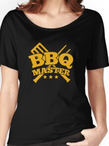 BBQ MASTER Women's Relaxed Fit T-Shirt
