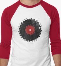 Grunge Vinyl Records Retro Vintage 50's Style T-Shirt