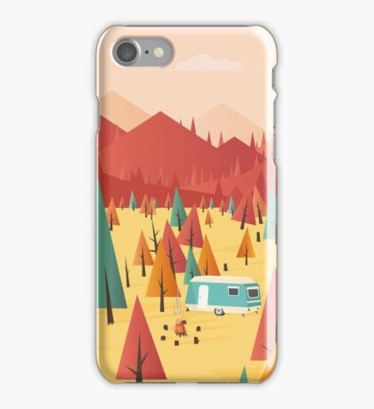 Go out iPhone Case/Skin