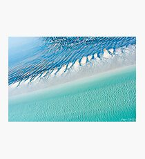 Colours of Roebuck Bay Photographic Print