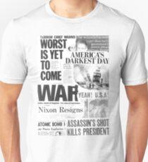 America 1945-2013 T-Shirt