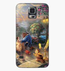 Beauty and the Beast Landscape Hülle & Klebefolie für Samsung Galaxy