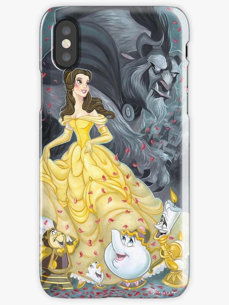 Beauty and the Beast Wallpaper\