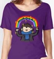 ~MURDER~ Women's Relaxed Fit T-Shirt