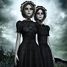 They are coming - the deadly Halloween twins von Britta Glodde