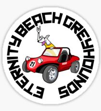 Buggy Racer (STICKERS ONLY) Sticker