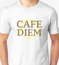 Cafe Diem Unisex T-Shirt