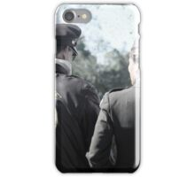 His Wing Mate  iPhone Case/Skin