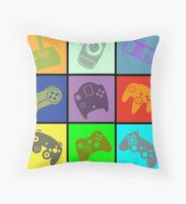 Ultimate Gamer Throw Pillow